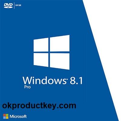 Windows 8.1 Pro Crack + Product Key Free Download 2021