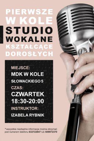 studio wokalne