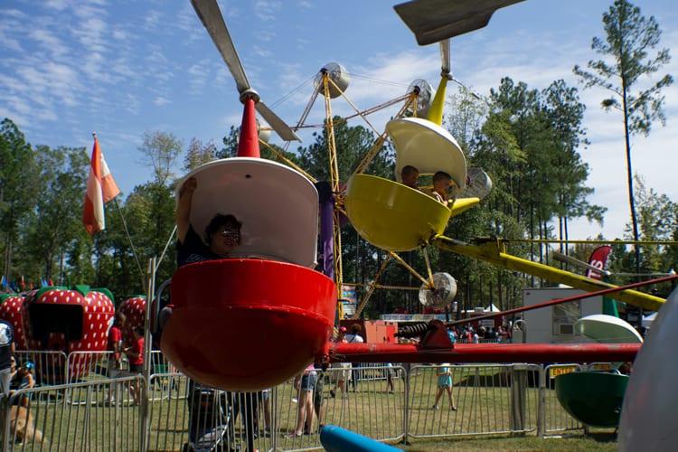 Amusement Rides Carnival Rides