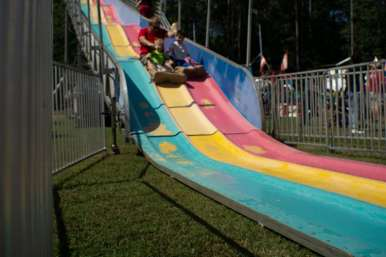 Amusement Slides