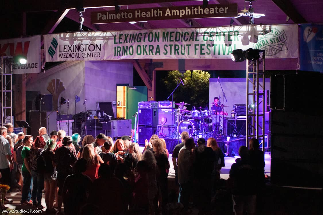 Live Music at the best Summer Festival in the Southern US