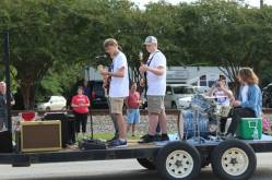 Freeway Music In The Parade 2017