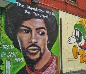 Graffiti, East Village