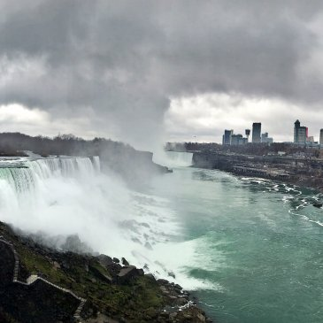 Pravac sever Amerike-Itaka, Nijagarini vodopadi i Pitsburg
