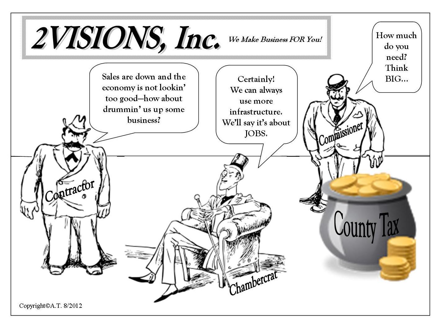 Tulsa County VISION 2