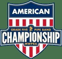 Grade 5 Pipeband Competition Logo