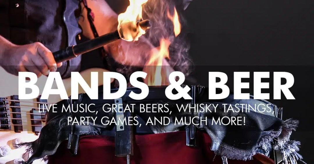 Bands & Beer