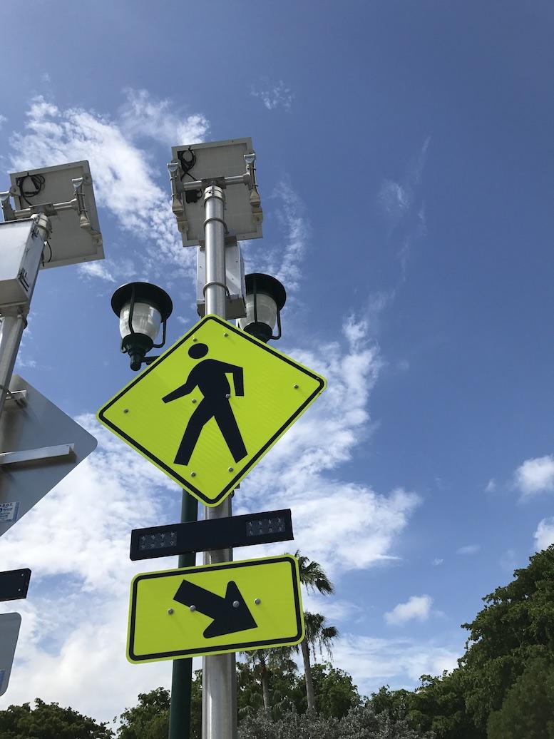 Railroad Crossing Traffic Lights
