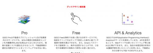 GEEOの機能