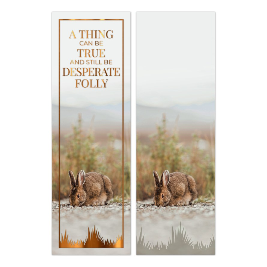 Bookmark Classics Fandom Watership Down