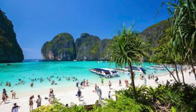 """Dov'è la spiaggia nel film """"The Beach"""""""