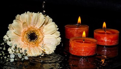 cosa significano le candele arancioni