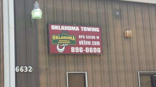 Oklahoma Towing & Recovery, 6632 Melrose Lane
