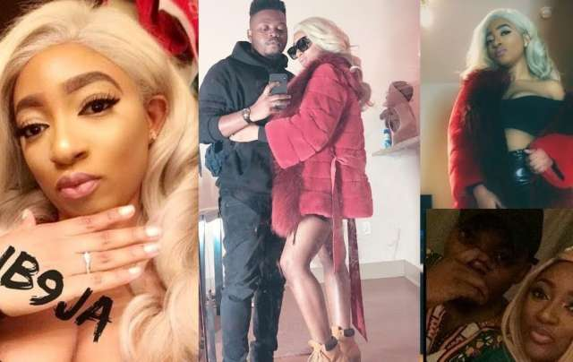 Olamide proposes to his longtime girlfriend, Ade