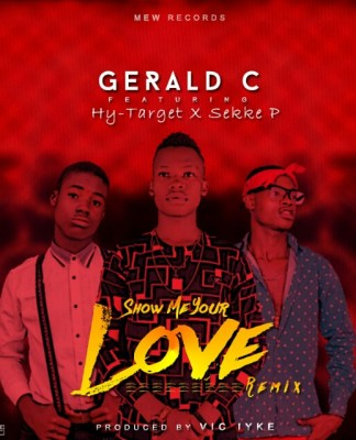 Gerald C-Show me your Love