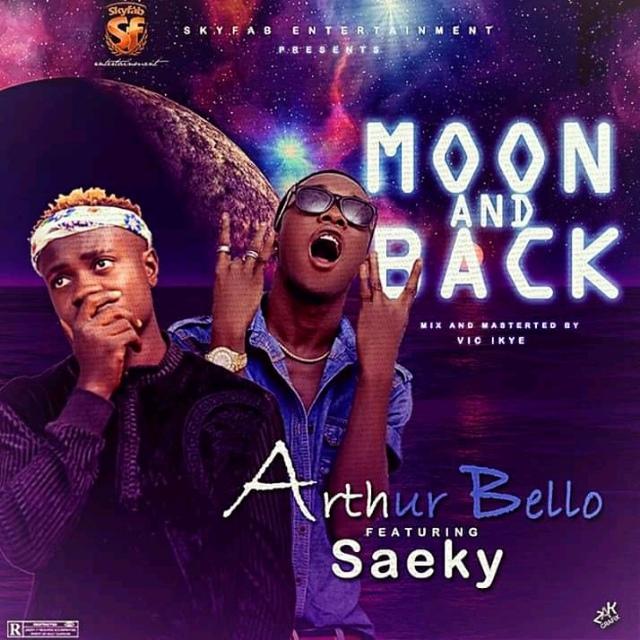 Arthur Bello ft. Saeky - Moon and Back