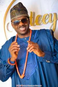 Millions Celebrated Ademokun Aderire aka Mr Noboorin The Biggest Africa Show Promoter