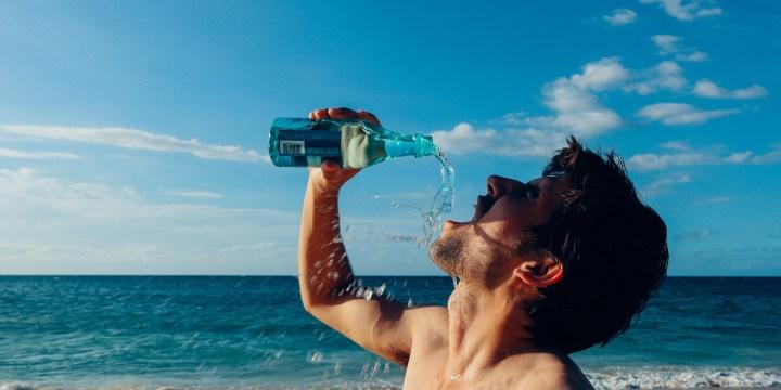 水を飲めば90%病気が治る?