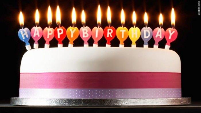Doğum gününde pasta kesmek adeti nereden geliyor?, OkuGit.Com - Tarih, Güncel, Kadın, Sağlık, Moda Bilgileri Genel Bloğu