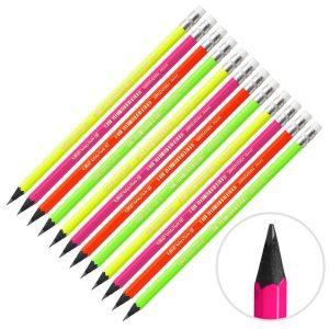 k4 300x300 - Niçin Kurşun Kalemlerin Çoğu Altıgen ve Sarı Renkte?