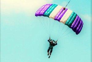 p2 1 300x203 - Paraşütle ilk nasıl atlanıldı ? İlk kim atladı?