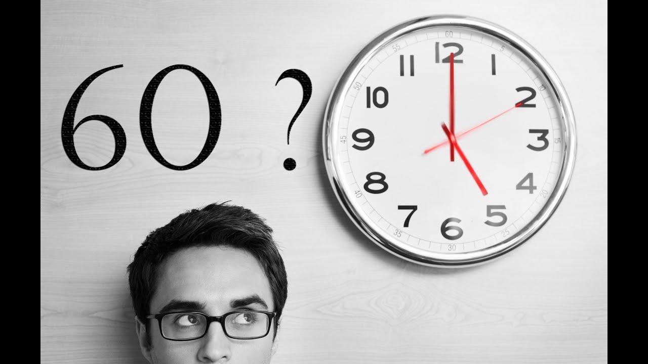 Bir Saat Niçin 60 Dakikadır?, okugit