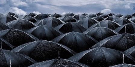 Şemsiyelerin Çoğunun Rengi Niçin Siyahtır?