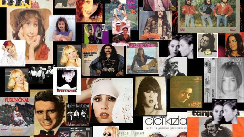 Nostalji Şarkı ve Şarkıcılarımız 70 ve 80 ler