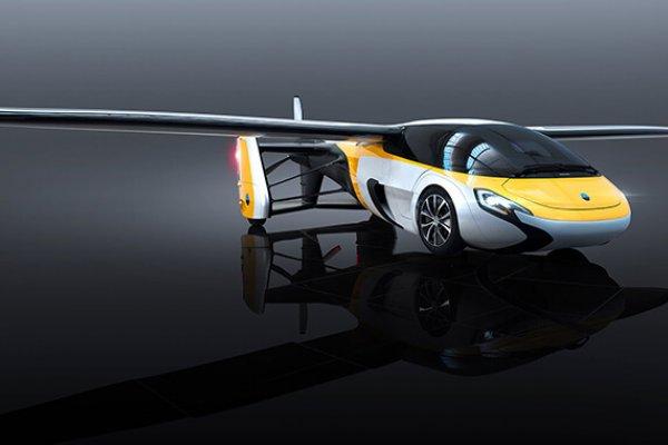 Uçan Arabalar Yakında Aramızda Olabilir Mi?