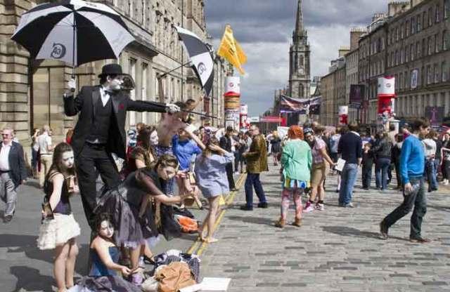 Edinburgh Festivali - İskoçya Hakkında Bilgiler
