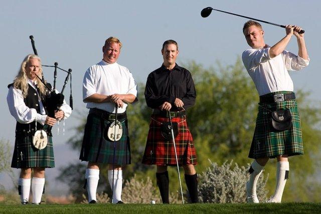 Golf - İskoçya Hakkında Bilgiler
