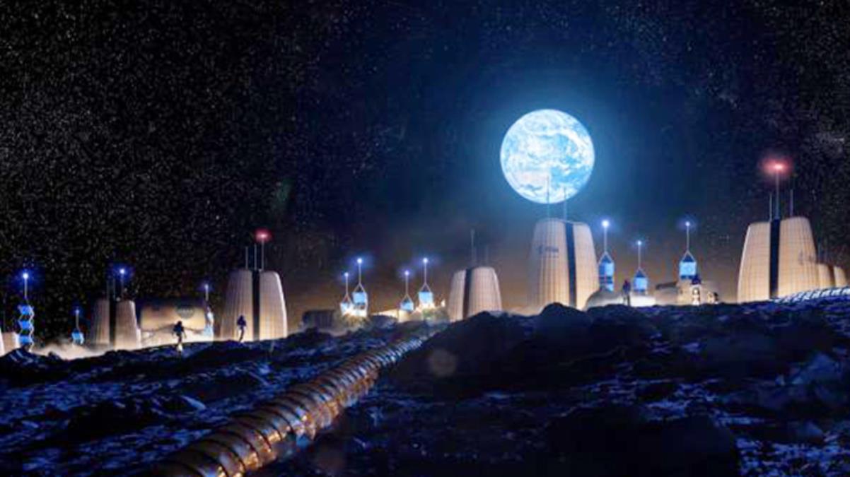 Ay'da inşa edilecek evlerin görüntüleri paylaşıldı! Verilecek isim bile hazır, OkuGit.Com - Tarih, Güncel, Kadın, Sağlık, Moda Bilgileri Genel Bloğu