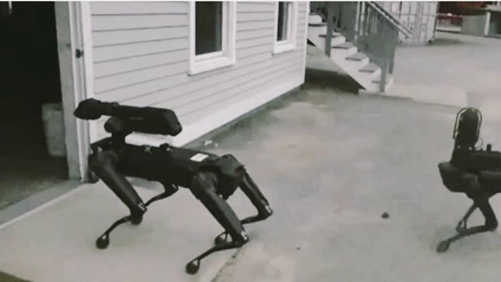 New York Polis Departmanı, uzayan kol eklentisine sahip robot köpek Spot'u test etmeye başladı, OkuGit.Com - Tarih, Güncel, Kadın, Sağlık, Moda Bilgileri Genel Bloğu