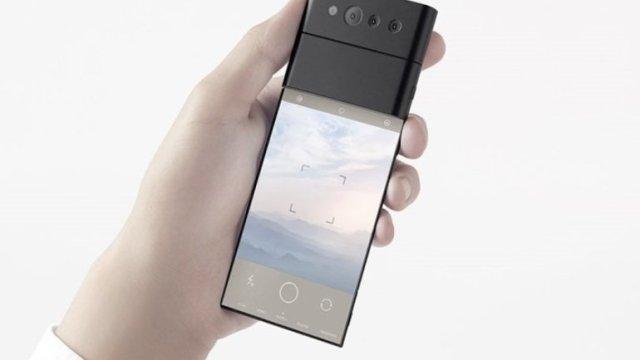 """oppo uce katlanan telefon konseptiyle gorenleri yine sasirtti 0 L8aurC7l - OPPO, """"Üçe Katlanan Telefon"""" Konseptiyle Görenleri Yine Şaşırttı"""