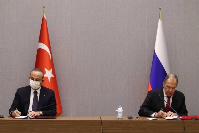 sergey lavrov turkiye ile rusya arasindaki iliskiler son derece kiymetli 1 zlhsEdtB - Sergey Lavrov: Türkiye ile Rusya arasındaki ilişkiler son derece kıymetli