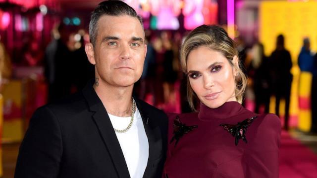 Ünlü şarkıcı Robbie Willams balık diyeti nedeniyle ölümden döndü
