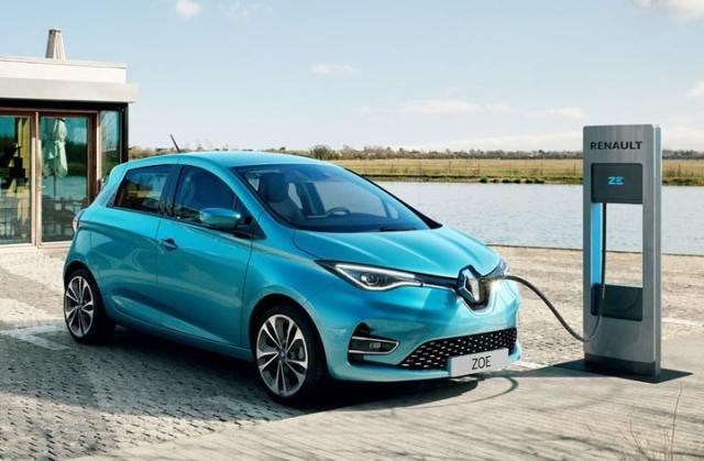 yeni renault zoe avrupanin en cok satan elektrikli otomobili oldu 0 KB2AWMFL - Yeni Renault ZOE, Avrupa'nın en çok satan elektrikli otomobili oldu