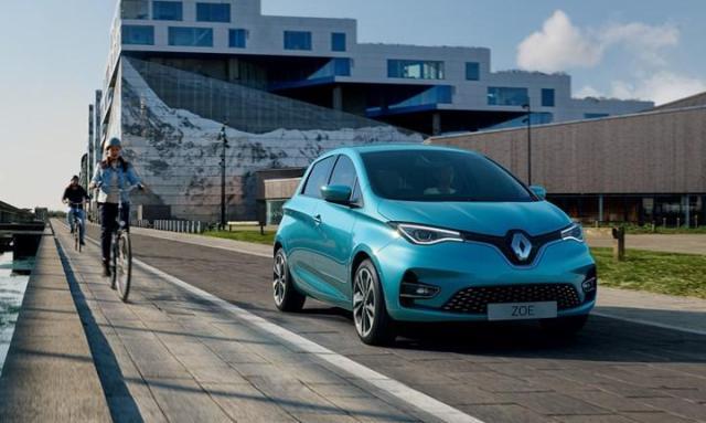 yeni renault zoe avrupanin en cok satan elektrikli otomobili oldu 2 zWTrLnjX - Yeni Renault ZOE, Avrupa'nın en çok satan elektrikli otomobili oldu