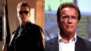 Arnold Schwarzenegger 300x168 - Ünlülerin Genç ve Yaşlı Halleri