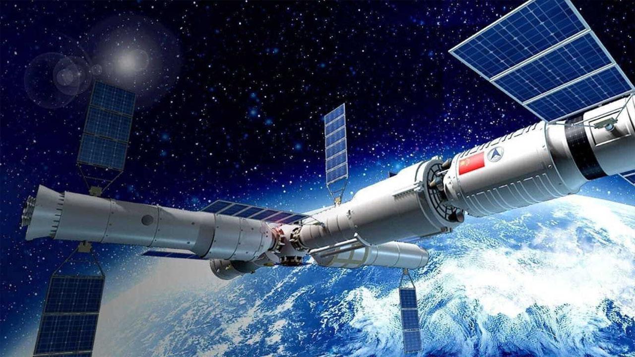 Çin'in kuracağı uzay istasyonunun tarihi belli oldu, OkuGit.Com - Tarih, Güncel, Kadın, Sağlık, Moda Bilgileri Genel Bloğu