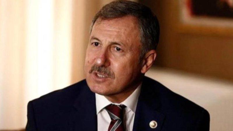 Gelecek Partili Selçuk Özdağ'a saldıran iki kişi gözaltına alındı