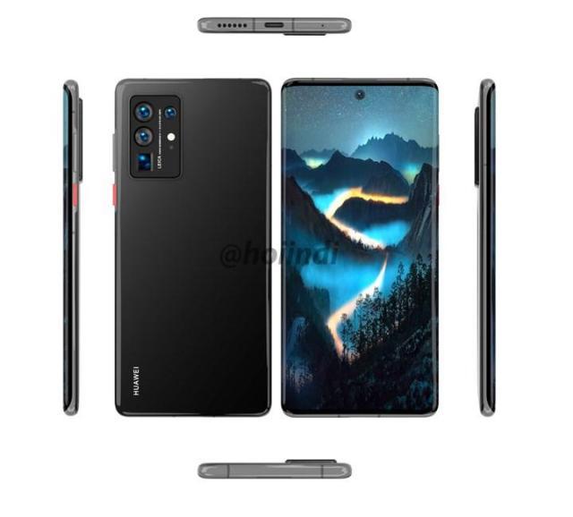 huawei p50 pronun render goruntuleri selale tasarim ekrani gosteriyor 0 HqgYPNzn - Huawei P50 Pro'nun render görüntüleri şelale tasarım ekranı gösteriyor