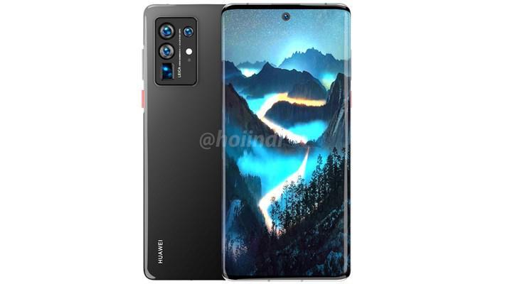 Huawei P50 Pro'nun render görüntüleri şelale tasarım ekranı gösteriyor, OkuGit.Com - Tarih, Güncel, Kadın, Sağlık, Moda Bilgileri Genel Bloğu