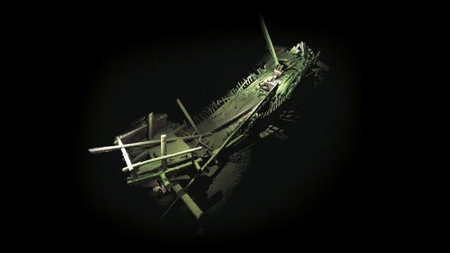 karadenizin derinliklerinde duran batik osmanli gemileri 5 vj5WYyGt - Karadeniz'in Derinliklerinde Duran Batık Osmanlı Gemileri