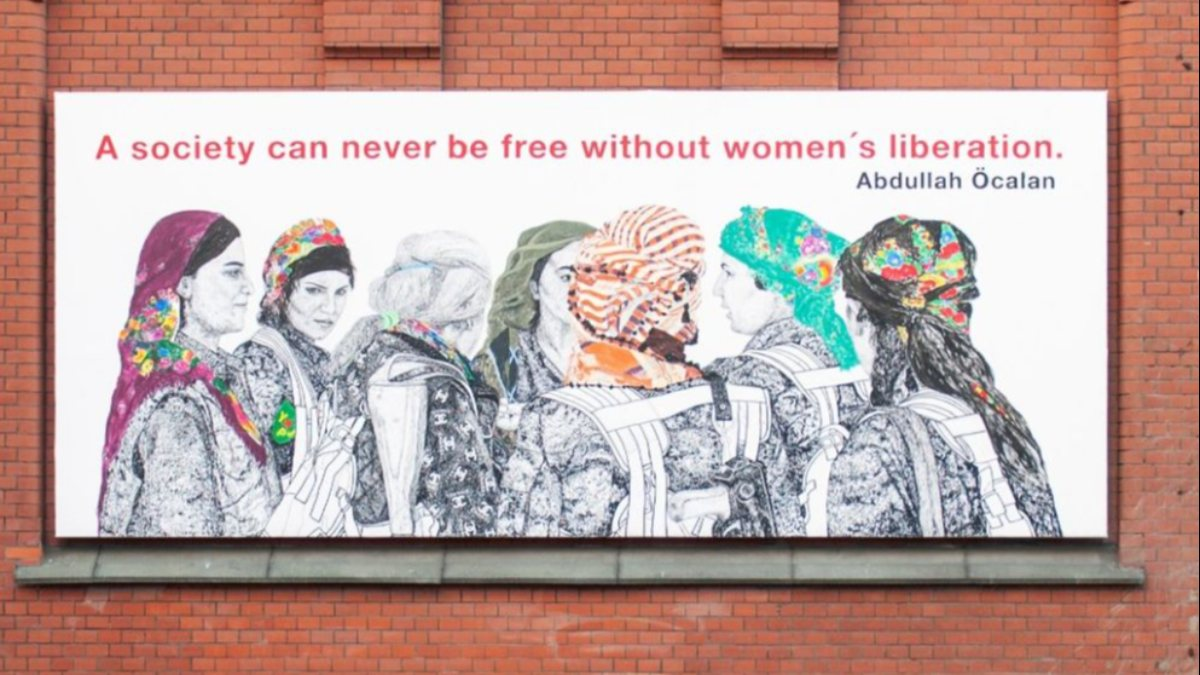 Norveç'te belediye binasında PKK propagandası, OkuGit.Com - Tarih, Güncel, Kadın, Sağlık, Moda Bilgileri Genel Bloğu