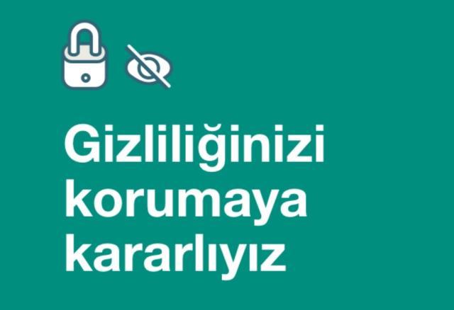 whatsapptan turkiyedeki kullanicilarina ozel bilgilendirme mesajlari kesinlikle goremiyoruz 0 ValBb6Sk - WhatsApp'tan Türkiye'deki kullanıcılarına özel bilgilendirme: Mesajları kesinlikle göremiyoruz