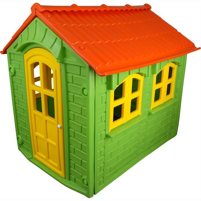 anaokulu plastik ev