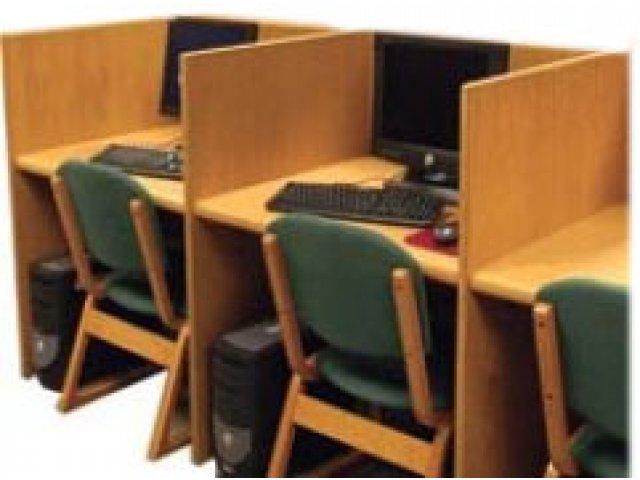 BM-06 Bilgisayar Labaratuvarı Masası