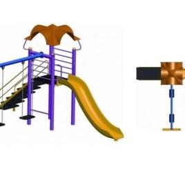 OPC-01 Çocuk Oyun Parkı