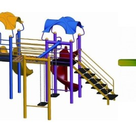 OPC-03 Çocuk Oyun Parkı